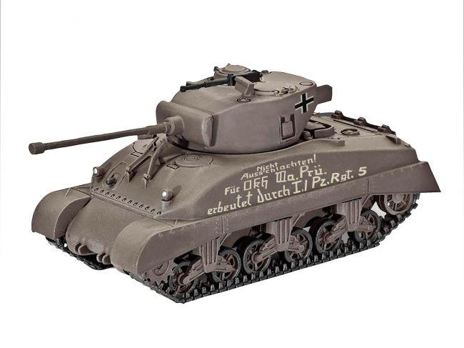 Revell 03290 Sherman M4A1 1:72 Kit Para Montar