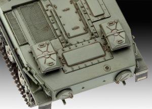 Revell 03314 Tanque PT-76B (Com Photoetch) - 1/72 Kit Para Montar