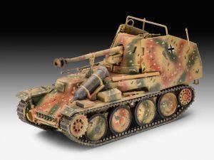 Revell 03316  Sd.Kfz. 138 Marder III Ausf. M 1:72 Kit para Montar