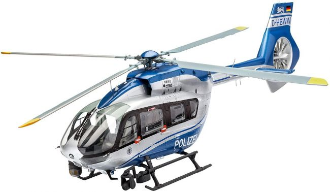 Revell 04980 Airbus H145 Police Suveillance Helicopter 1/32 Kit Para Montar