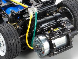 Tamiya 58668 - Kombi Volkswagen VW Tipo 2 T1 Chassi M06 Kit R/C